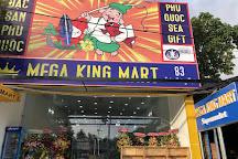 Mega King Mart & Alluvia Phu Quoc Chocolate Factory, Duong To, Vietnam