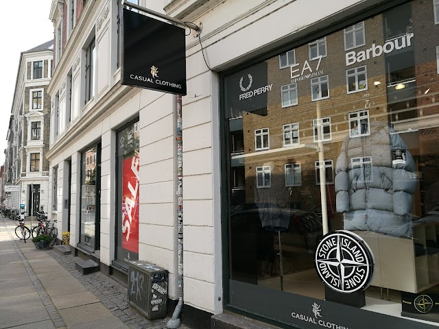 Casual Clothing Copenhagen