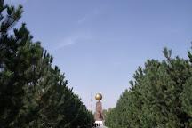 Independence Square (Mustakillik Square), Tashkent, Uzbekistan