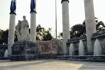 Monumento a los Ninos Heroes, Mexico City, Mexico