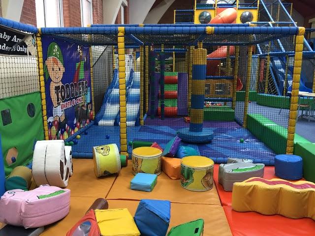 Pirates Play Centre Nottingham
