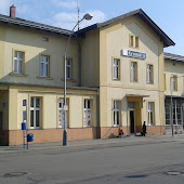 Железнодорожная станция  Kromeriz