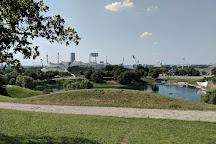 Olympiaschwimmhalle, Munich, Germany