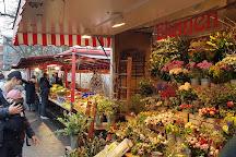 Wochenmarkt am Goldbekufer, Hamburg, Germany