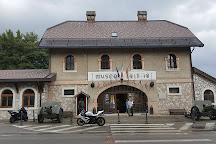 Museum of the Great War 1915 - 1918, Canove di Roana, Italy