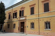 Biblioteca Malatestiana, Cesena, Italy