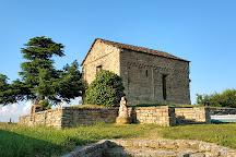 Cappella Romanica di S. Sebastiano, Bergolo, Italy