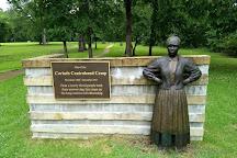 Corinth Contraband Camp, Corinth, United States