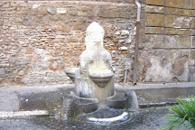 Fontana dei Monti, Rome, Italy