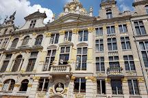 Manneken Pis, Brussels, Belgium