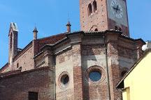Parrocchia S. Lorenzo, Mortara, Italy