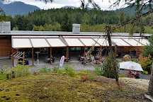 Squamish Lil'wat Cultural Centre, Whistler, Canada