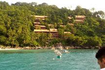 Renggis Island, Pulau Tioman, Malaysia