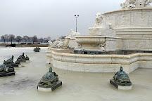 James Scott Memorial Fountain, Detroit, United States