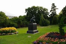 Christchurch Botanic Gardens, Christchurch, New Zealand