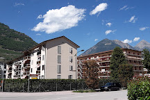 Fondation Pierre Gianadda, Martigny, Switzerland