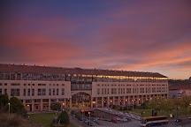 Area Central, Santiago de Compostela, Spain