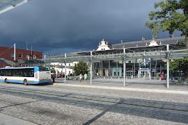 Автобусная станция   Svinov nádraží