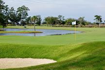 The King and Prince Golf Course, Saint Simons Island, United States