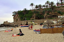 Burriana Beach, Nerja, Spain
