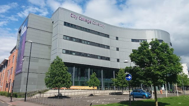 City College Coventry (North Building)