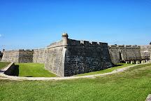 Castillo de San Marcos, Sanlucar de Guadiana, Spain