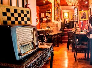 Tinta Restaurante Cultural y Galería de Arte 0