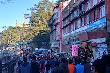 Lakkar Bazaar, Shimla, India
