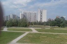 Park Druzhby, Moscow, Russia