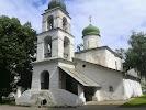 Церковь Анастасии Узорешительницы в Кузнецах, Октябрьский проспект, дом 20 на фото Пскова