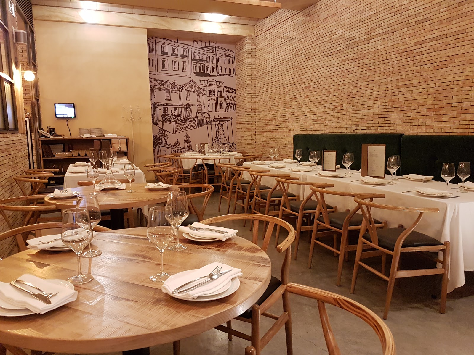 Restaurante Gran Vía Uno