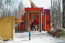 Dino Parc, Rasnov, Romania