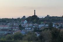 Pleasley Colliery, Mansfield, United Kingdom