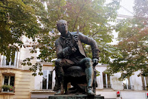 Statue de Diderot, Paris, France