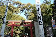 Kinomiya Shrine, Atami, Japan