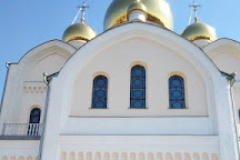 Holy Trinity-St Vladimir's Cathedral, Novosibirsk, Russia