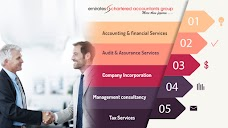 Emirates Chartered Accountants Group dubai UAE