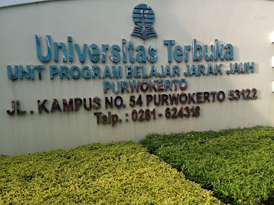 UPBJJ-UT Purwokerto (Unit Program Belajar Jarak Jauh)