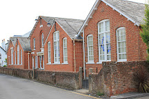 St Barbe Museum and Art Gallery, Lymington, United Kingdom