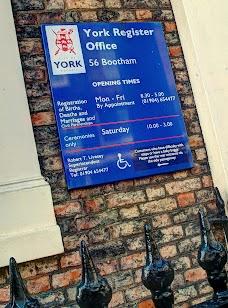 Register Office york