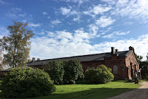 Military Museum's Manege, Helsinki, Finland