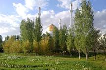 Nur-Astana Mosque, Astana, Kazakhstan