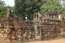 Terrace of the Elephants, Siem Reap, Cambodia