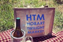 Hobart Twilight Market, Tasmania, Australia