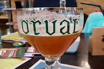 Orval Brewery (Brasserie d'Orval S.A.), Luxembourg Province, Belgium