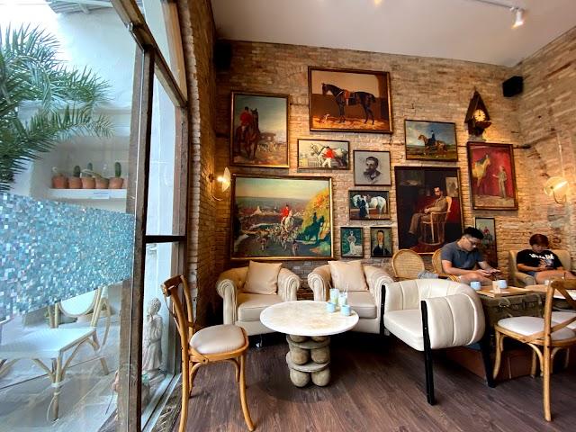 The O'Palm cafe