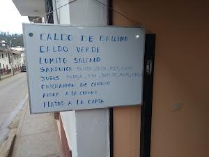 Los Vilchez Restaurant - Tradición Cajamarquina 5