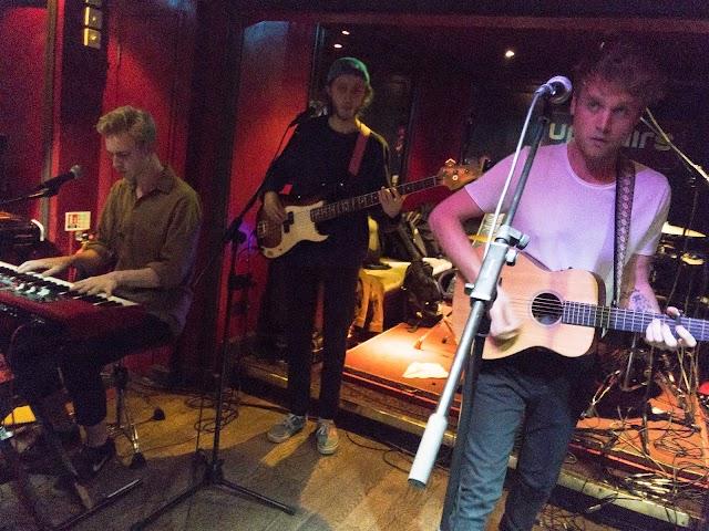 Upstairs at Ronnie Scott's