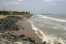 Poompuhar Beach, Nagapattinam, India