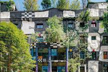 Kunst Haus Wien - Museum Hundertwasser, Vienna, Austria